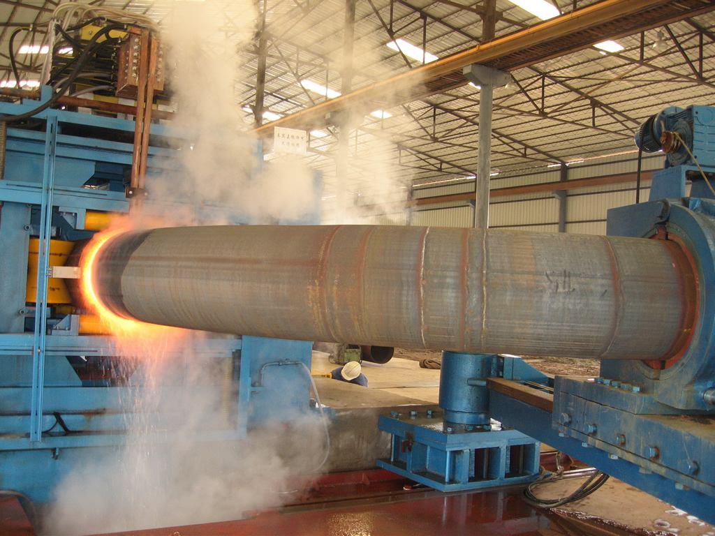 Tianjin Sanon Steel Pipe Co.,LTD. completely resumes work!