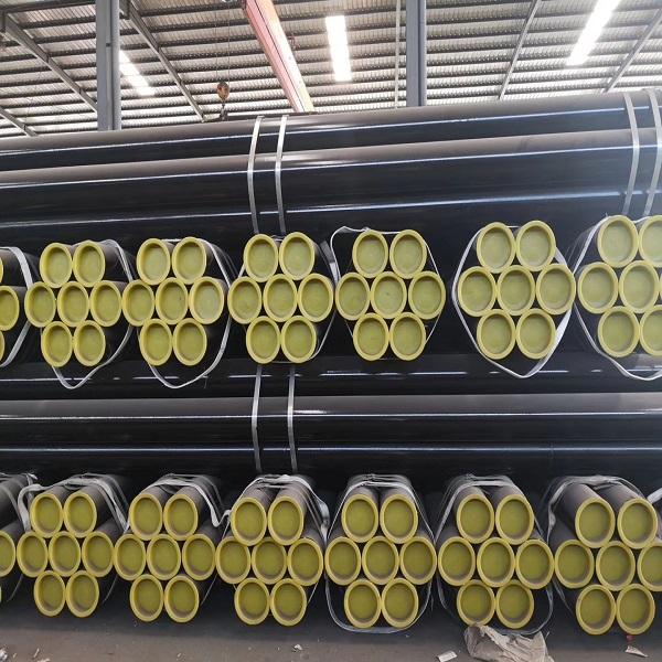 Seamless steel tubes