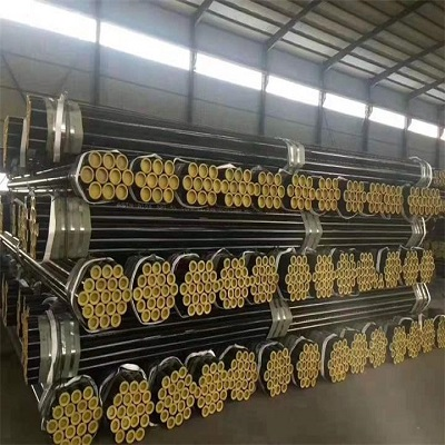 Seamless carbon steel and alloy mechanical tubes