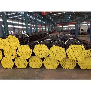 APISPEC5L-2012 Kabòn San pwoblèm Steel Pipe Liy 46th edisyon
