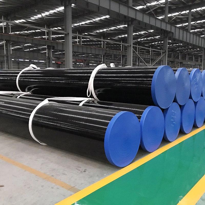 Vue d'ensemble des tuyaux pétroliers Structure Pipes Photo descriptive